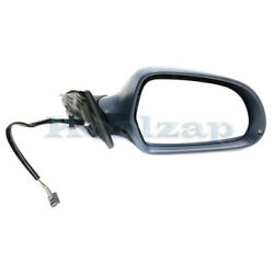 2008 A5 Quattro/s5 Rear View Mirror Assembly Power Heated W/o Memory Right Side