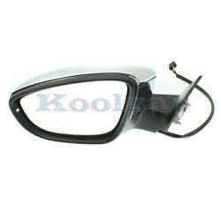 12-18 Vw Beetle Rear View Door Mirror Assembly Power Heated W/signal Driver Side
