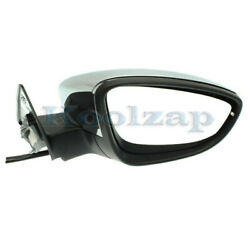 12-18 Vw Beetle Rear View Door Mirror Assembly Power Heated W/signal Right Side