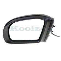06-10 Benz R-class Rear View Mirror Power Heat W/signal And Puddle Lamp Left Side