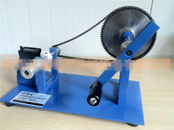 Brand New Manual Hand Coil Counting Winding Winder Machine For Thick Wire 2mm Y