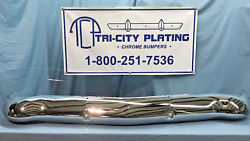 1948 48 1949 49 Cadillac Front Bumper Show Quality Chrome