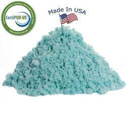 Luxyfluff Shredded Memory Foam With Cooling Gel Fill - Color May Vary - 5lbs.