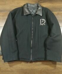 Puff Daddy And The Family No Way Out Tour 1997 Wool Leather Jacket Xl Rare Bad Boy