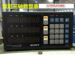 New Lh51-3 Grating Ruler Counter Digital Display Table By Dhl