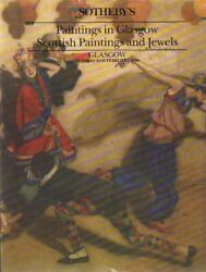 Sotheby's - Paintings In Glasgow - Scottish Paintings And Jewels - 1990