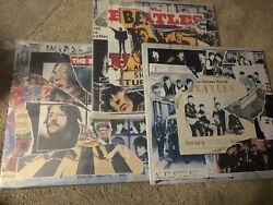The Beatles Anthology Vols 1,2 And 3 3 X Double Albums Mint Unplayed