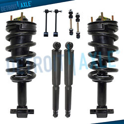 Chevy Suburban 1500 Yukon Xl Struts And Shocks And Sway Bars For All Front And Rear