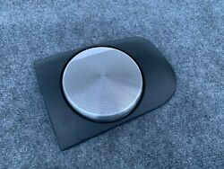 Left Front Door Bang And Olufsen Speaker Grill Cover Oem Audi A8 A8l S8 5.2l