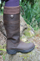Mark Todd Tall Country Boot Mark Ii Mkii Brown Unisex Standard/wide Calf 37-45