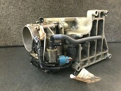 Yamaha Outboard Throttle Body With Mixing Body P.n. 6p2-13750-10-00 6p2-137...