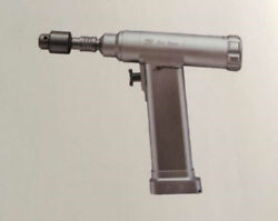 Surgical Orthopedic Medical Electric High Torque Drill 2 Batteries Y