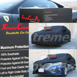 Breathable Car Cover W/mirror Pocket Blk For 2020 2021 Genesis G80