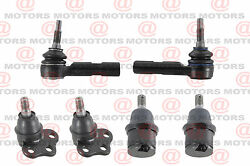 Moog 2000-2004 Dodge Dakota Tie Rod End And Ball Joint Front Lower Upper 4wd/4x4