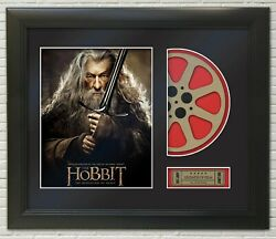 The Hobbit Desolation Of Smaug Framed Reproduction Poster Reel Display