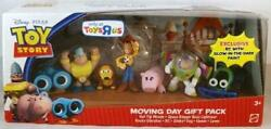 Disney Pixar Toy Story Moving Day Gift Pack Exlusive Toys Are Us Rc Glow In Dark