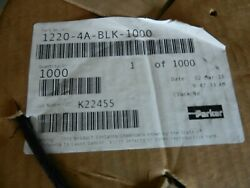 Parker Hannifin 1220-4a-blk- 1000 Ft. Natural Nylon Tubing 1/4 Outside Dia.