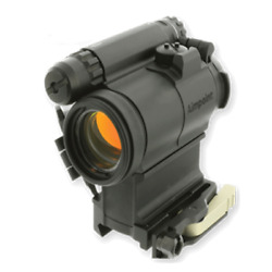 Aimpoint Compm5 2moa Ready Red Dot Sight, W/ Lrp And 39mm Spacer, Black, 200386