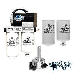 Airdog Ii-4g 165 Gph Lift Pump Extra Filters Sump 2008-2010 For 6.4 Powerstroke