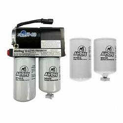 Airdog Ii-4g 200 Gph And Extra Filters For 1998.5-2004 Dodge Ram 5.9l Cummins
