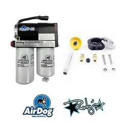 Airdog Ii 4g 200 Gph Fuel Lift Pump And Rdp Sump For 2001-2010 Gm 6.6l Duramax