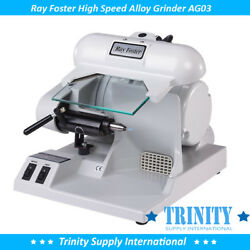 High Speed Alloy Grinder Ag03 Dental Lab Made In Usa By Ray Foster Powerful Equi