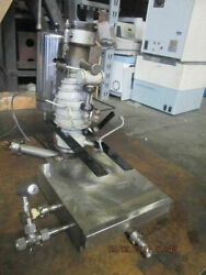 Nrc Varian Diffusion Vacuum Pump_looks Good_sold As-is_make Offer