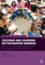 Taylor Claire-teaching And Learning On Foundation Degrees A Guide Fo Bookh Neuf