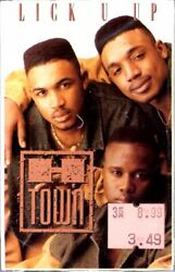 H-town - Lick U Up Cassette Tape Single New