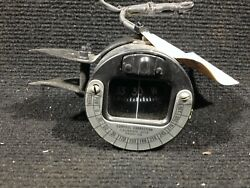 Lighted Compass And Housing Assy - Airpath Instruments - P/n C2400l4 - Aviation