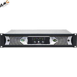 Ashly Nx3.02 Power Amplifier 2 X 3000 Watts/2 Ohms With Programmable Outputs