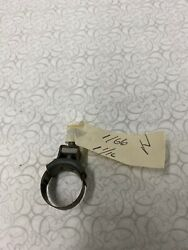 Nos Wittek Mustang Heater Hose Tower Clamps 1-1/16 Original Ford 01/1966