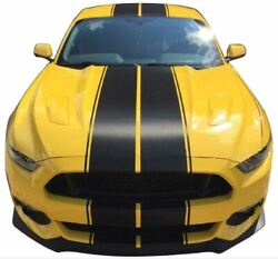 Carbon Rocker Stripe For Mustang Gt Chrome 2014 2015 2016 2020 2021 Eco Boost