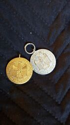German Medals 1957 57 Rare Ww2 4 12 Service In The Army Wehrmacht