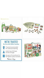 Melissa Doug Fresh Mart Grocery Store Companion Collection Play Sets Kitchens,