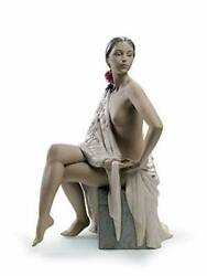 Lladro Nude With Shawl 01012536 2536 New