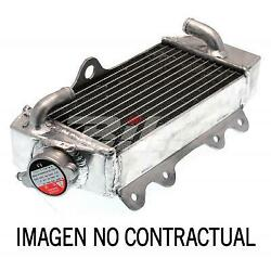 Standard Welded Aluminum Radiator Left Side Compatible With Yamaha Yz 125 Ce01