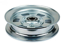 Kubota K5663-36883 Replacement Flat Idler Pulley 6-1/4 For Kommander Zg And Zd