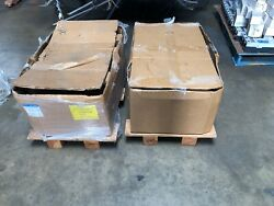 Cutler Hammer Ath3fda40100bus Lot Of 2 Auto/transfer Switch 100 Amp 3 Phase