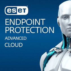 Eset Endpoint Protection Advanced Cloud 1yr,qty 25/50/75/100, Email-delivery