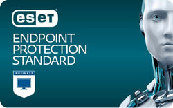 Eset Endpoint Protection Standard 1yr, Qty 25/50/75/100, Email-delivery