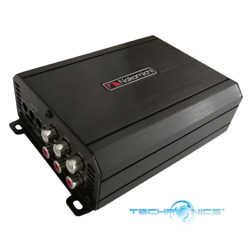 Nakamichi Bridgeable 4-channel Power Amplifier Ngmd60.4