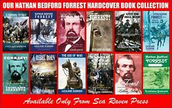 The Complete Nathan Bedford Forrest Collection 12 Hardcovers By L Seabrook