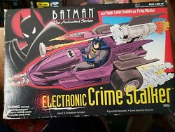 Batman The Animated Series Electronic Crime Stalker