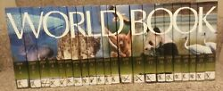 2009 World Book Encyclopedia Set Complete 22 Books Diversity Of Life Spinescape