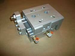 Smc Pneumatic Guided Thrust Cylinder Mxs25-10