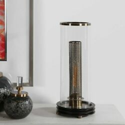 Urban Restoration Industrial Inspired 17 Accent Table Lamp Uttermost