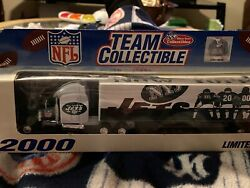 Nfl Team Collectible - New York Jets Tractor -trailer - Nib