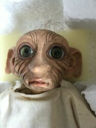 Tonner Harry Potter 9.5 Dobby Figurine Doll Collectible W/stand New In Box Htf