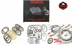 45RFE 99 03 TRANSMISSION MASTER KIT WITH OVERHAULT KIT CLUTCHES AND STEELS W O $226.79